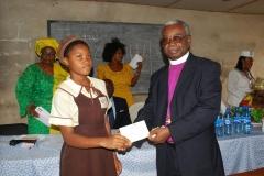 2016 SCHOLARSHIP AWARD BISHOP MOGEKWU